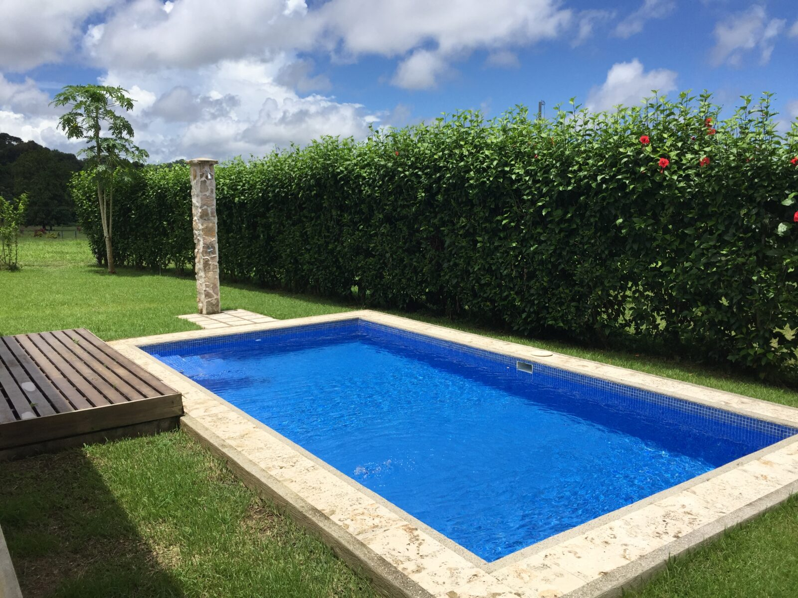 trogon pool villa rental costa rica