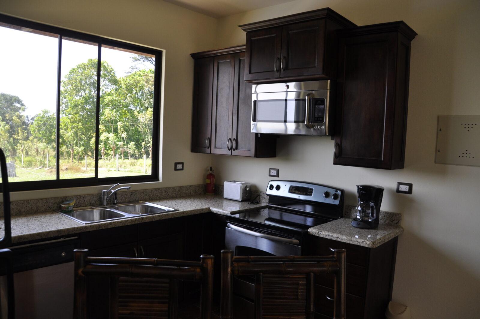 trogon kitchen villa