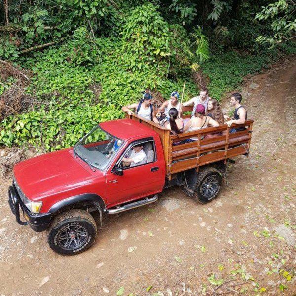 nauyaca waterfalls premium tour