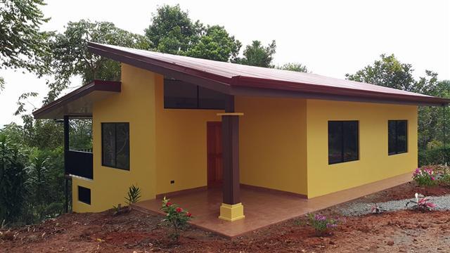 casa amarilla tinamaste