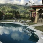 Casa Lapas Pool Mountains