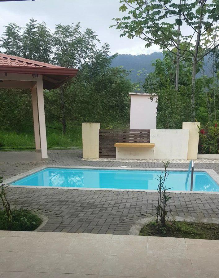 costa rica vacation rental pool tranquilidad
