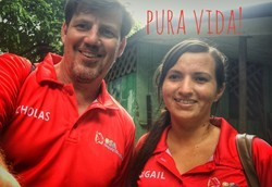 costa rica tour guides