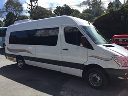 private costa rica shuttle mercedes