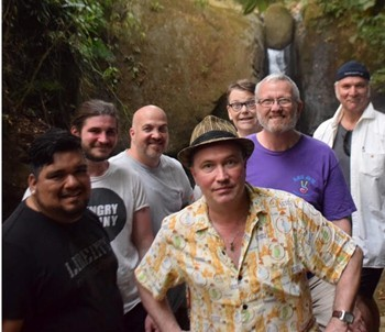 mens private tour costa rica
