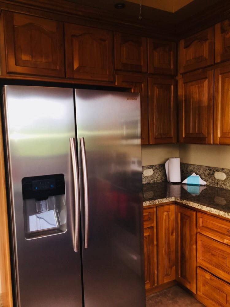 san buenas golf resort fridge