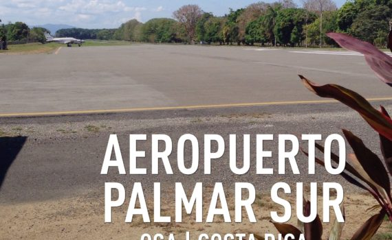 palmar sur airport update
