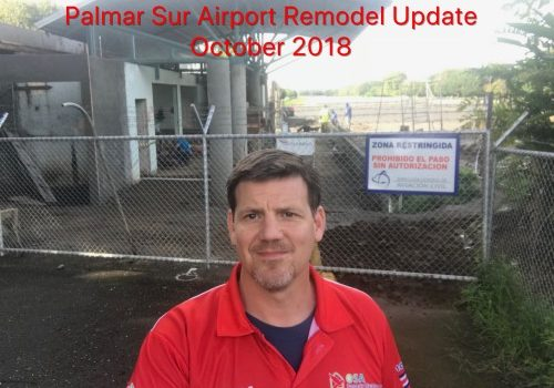palmar sur airport remodel photo
