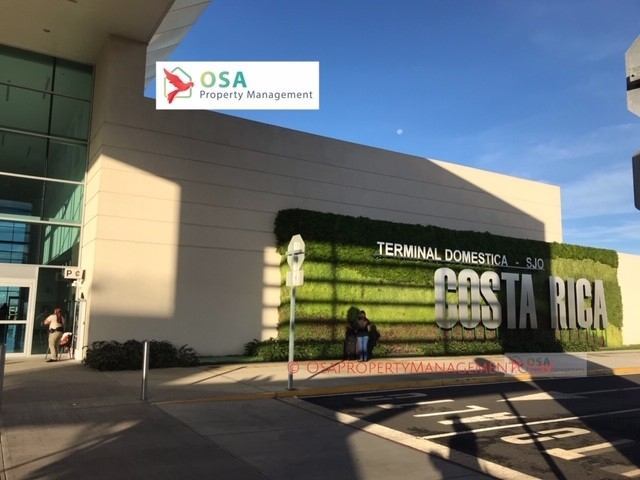 costa rica domestic terminal san jose