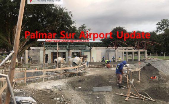 Palmar Sur Airport Remodel 2