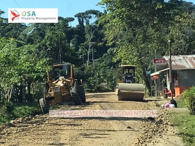 san buenas road paving dec 2018