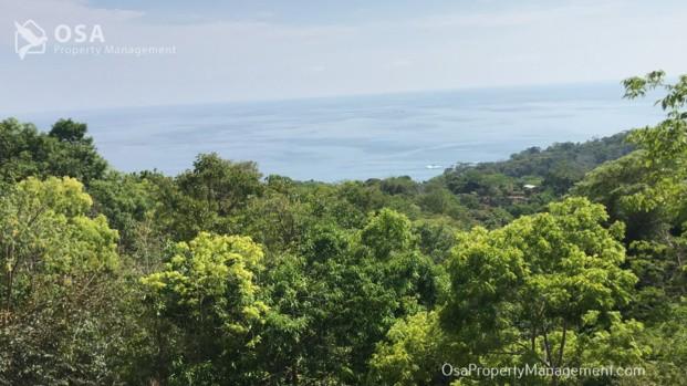 uvita home rental ocean view